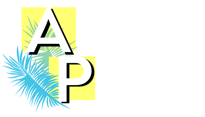 AP Logo Dark Yellow