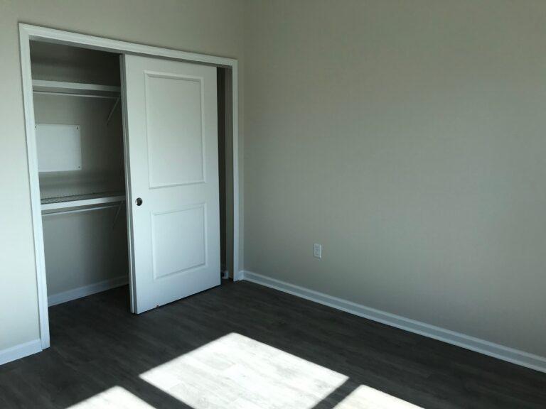 End Unit 1st Bedroom