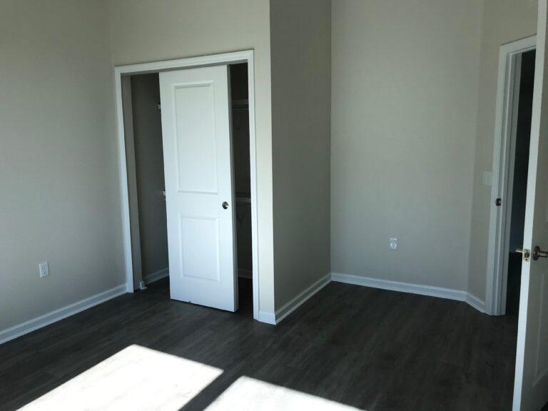 End Unit 2nd Bedroom