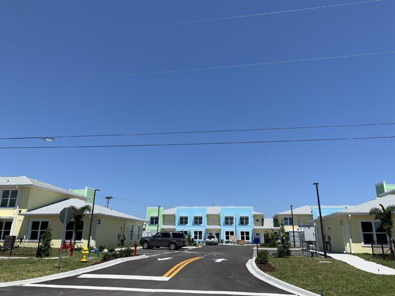 Aurora Palms Mosswood Drive Entrance